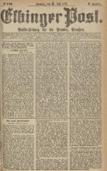 Elbinger Post, Nr.170 Sonntag 23 Juli 1876, 3 Jh