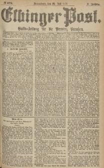 Elbinger Post, Nr.175 Sonnabend 29 Juli 1876, 3 Jh