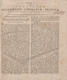 Jenaische Allgemeine Literatur-Zeitung. Januar - April 1825.