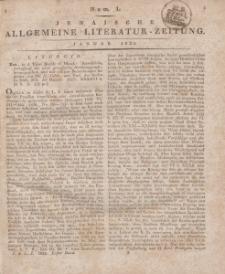Jenaische Allgemeine Literatur-Zeitung. Januar - April 1828.