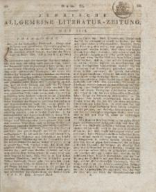 Jenaische Allgemeine Literatur-Zeitung. May - August 1828.