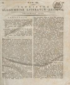 Jenaische Allgemeine Literatur-Zeitung. September - December 1828.