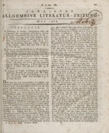 Jenaische Allgemeine Literatur-Zeitung. May - August 1829.