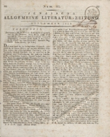 Jenaische Allgemeine Literatur-Zeitung. September - December 1829.