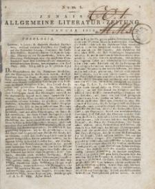 Jenaische Allgemeine Literatur-Zeitung. Januar - April 1830.