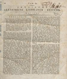 Jenaische Allgemeine Literatur-Zeitung. May - August 1834.