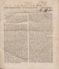 Jenaische Allgemeine Literatur-Zeitung. Januar - April 1835.