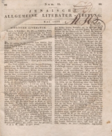 Jenaische Allgemeine Literatur-Zeitung. May - August 1836.