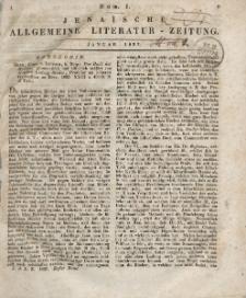 Jenaische Allgemeine Literatur-Zeitung. Januar - Juni 1837.