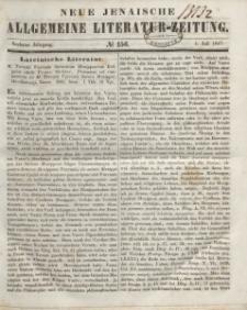 Neue Jenaische Allgemeine Literatur-Zeitung. Juli - December 1847.