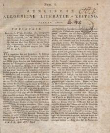 Jenaische Allgemeine Literatur-Zeitung. Januar - Juni 1840.