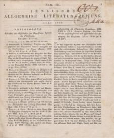 Jenaische Allgemeine Literatur-Zeitung. Juli - December 1840.