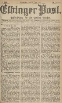 Elbinger Post, Nr.137 Donnerstag 15 Juni 1876, 3 Jh