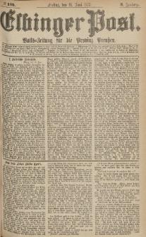 Elbinger Post, Nr.138 Freitag 16 Juni 1876, 3 Jh