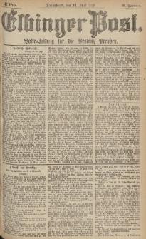 Elbinger Post, Nr.145 Sonnabend 24 Juni 1876, 3 Jh