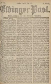 Elbinger Post, Nr.147 Dienstag 27 Juni 1876, 3 Jh