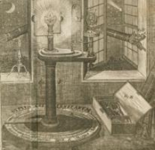 Erläuterung von Verfassung und Gebrauch, des in Kupfer vorgestellten künstlichen Modelles eines Systematis Copernicani...