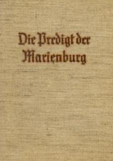Die Predigt der Marienburg