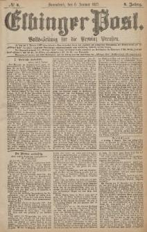 Elbinger Post, Nr.4 Sonnabend 6 Januar 1877, 4 Jh