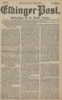 Elbinger Post, Nr.10 Sonnabend 13 Januar 1877, 4 Jh