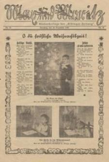 """Max und Moritz : Kinderbeilage der """"Elbinger Zeitung"""", 1933, nr 51"""