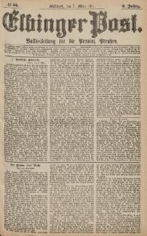 Elbinger Post, Nr.55 Mittwoch 7 März 1877, 4 Jh