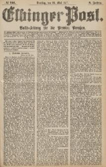Elbinger Post, Nr.121 Dienstag 29 Mai 1877, 4 Jh