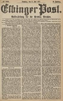 Elbinger Post, Nr.156 Sonntag 8 Juli 1877, 4 Jh