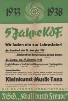 Kleinkunst-Musik-Tanz