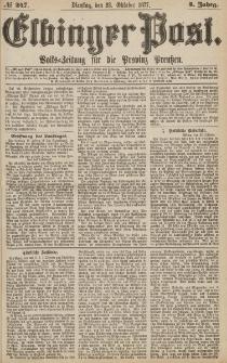 Elbinger Post, Nr.247 Dienstag 23 Oktober 1877, 4 Jh