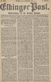 Elbinger Post, Nr.283 Dienstag 4 Dezember 1877, 4 Jh