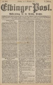 Elbinger Post, Nr.286 Freitag 7 Dezember 1877, 4 Jh