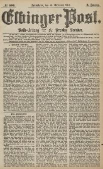 Elbinger Post, Nr.303 Sonnabend 29 Dezember 1877, 4 Jh