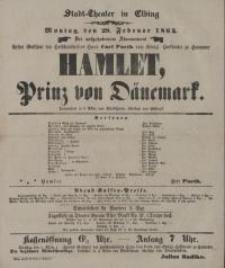 Hamlet, Prinz von Dänemark - William Shakespeare
