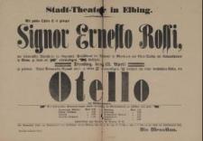 Otello - William Shakespeare