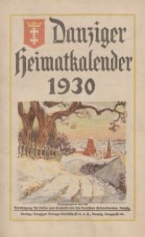 Danziger Heimatkalender 1930