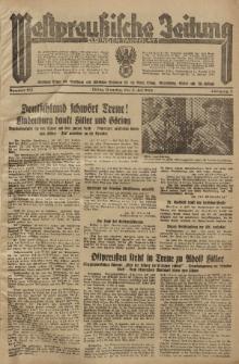 Westpreussische Zeitung, Nr. 152 Dienstag 3 Juli 1934, 11. Jahrgang
