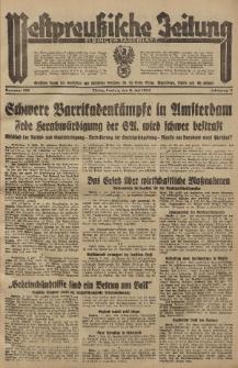 Westpreussische Zeitung, Nr. 155 Freitag 6 Juli 1934, 11. Jahrgang