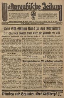 Westpreussische Zeitung, Nr. 156 Sonnabend/Sonntag 7/8 Juli 1934, 11. Jahrgang