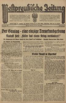 Westpreussische Zeitung, Nr. 157 Montag 9 Juli 1934, 11. Jahrgang
