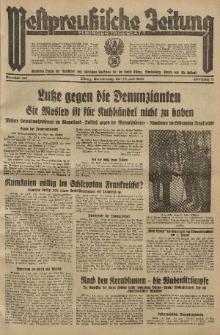 Westpreussische Zeitung, Nr. 166 Donnerstag 19 Juli 1934, 11. Jahrgang