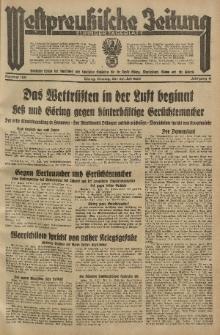 Westpreussische Zeitung, Nr. 169 Montag 23 Juli 1934, 11. Jahrgang
