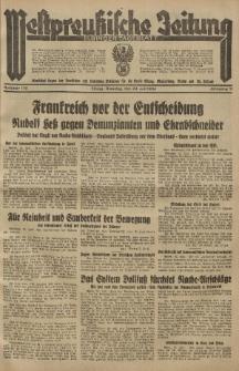 Westpreussische Zeitung, Nr. 170 Dienstag 24 Juli 1934, 11. Jahrgang