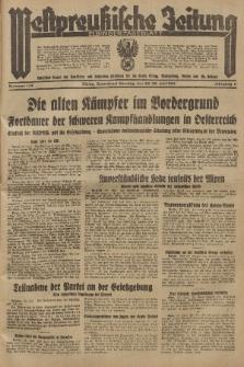 Westpreussische Zeitung, Nr. 174 Sonnabend/Sonntag 28/29 Juli 1934, 11. Jahrgang