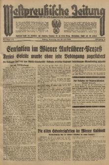 Westpreussische Zeitung, Nr. 176 Dienstag 31 Juli 1934, 11. Jahrgang