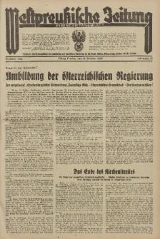 Westpreussische Zeitung, Nr. 244 Freitag 18 Oktober 1935, 12. Jahrgang