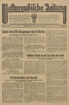 Westpreussische Zeitung, Nr. 259 Dienstag 5 November 1935, 12. Jahrgang