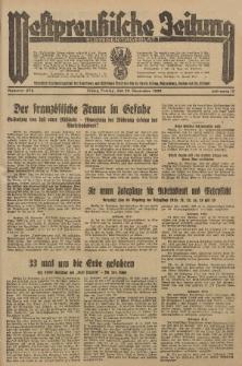 Westpreussische Zeitung, Nr. 273 Freitag 22 1935, 12. Jahrgang