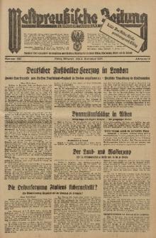 Westpreussische Zeitung, Nr. 283 Mittwoch 4 December 1935, 12. Jahrgang