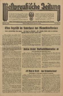 Westpreussische Zeitung, Nr. 285 Freitag 6 December 1935, 12. Jahrgang